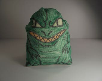 Zilla Monster Plushie Person