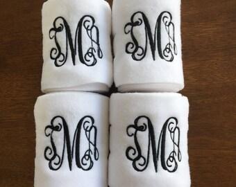 Monogrammed Polo Wraps
