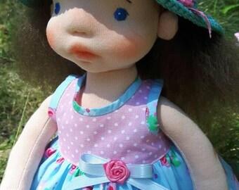 Serena waldorf ispirato doll