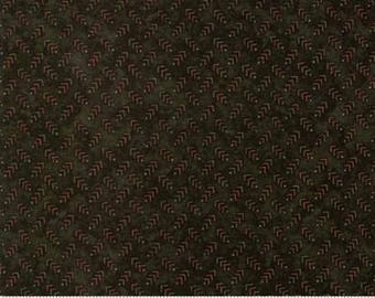6715 15 / Autumn Reflections / Holly Taylor / Fabric / Quilting Fabric / Moda / Green Shadow