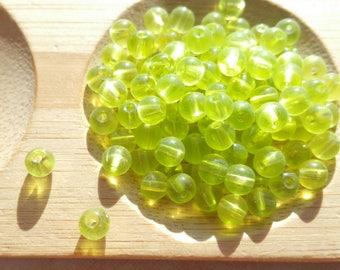 Assortment set small round beads