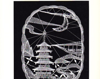 bobbin lace an illustrated guide to traditional and contemporary techniques