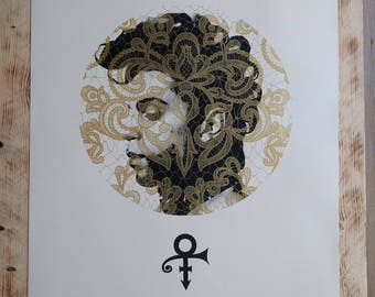 Prince: All that glitters aint gold by Anna Bird