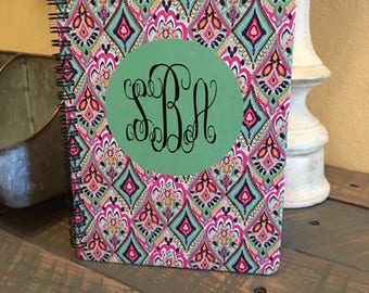 Inspired Lilly Pulitzer Planner