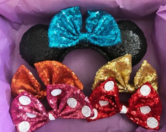 INTERCHANGEABLE Minnie Ears!
