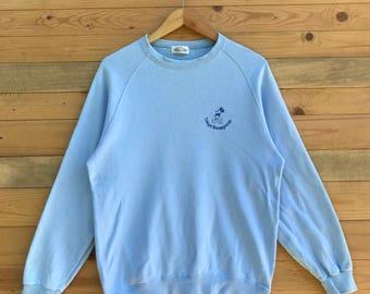 Rare! Vintage Tokyo Disneyland Sweatshirt Size M