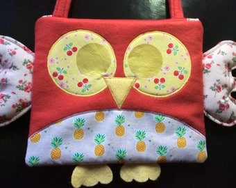 Bag child Nanou the OWL