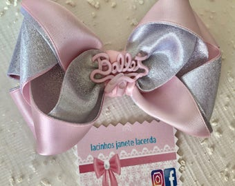 Hair bows ballet