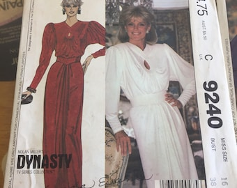 McCall's patterns Dynasty collection