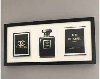 Wall frame