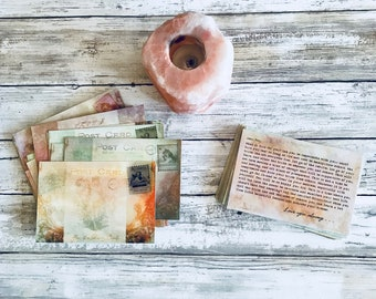 Postcards from Spirit Reading