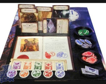 Eldritch Horror Game Gear:  Player Dashboard Set of 2