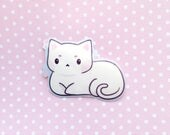 Cute Sweet Loaf Cat Sticker