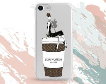 iPhone 7 Plus case Louis Vuitton case iphone case Chanel iPhone 7 case Phone 7 Plus silicone case Louis Vuitton iPhone 6s Chanel case Phone