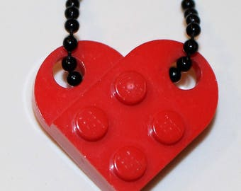 Play Well Heart Necklace