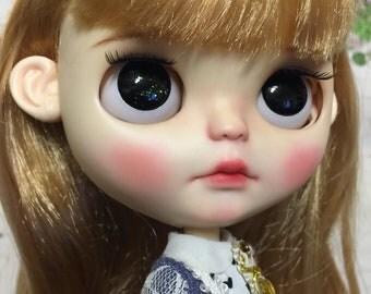 Pavlova, OOAK Custom Blythe Doll