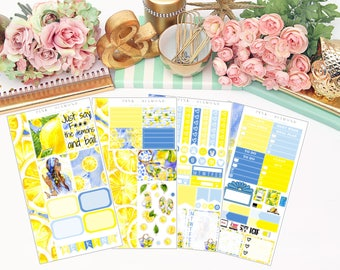 When Life Gives Lemons // MINI Weekly Kit