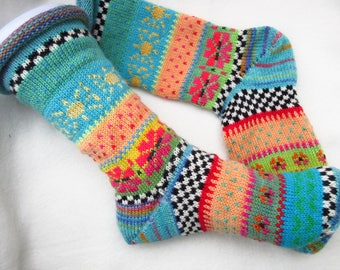 Colorful socks Paula size 37 / 38