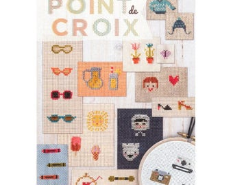 300 ideas DMC cross stitch book