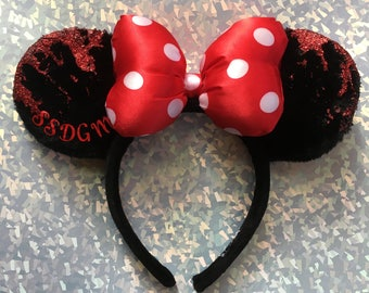 MFM - SSDGM - Minnie Ears
