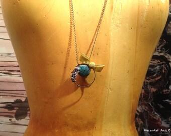 Vintage JEANNETTE necklace