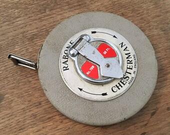 Vintage tape measure.