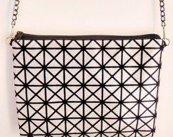 Pochette,  25x21,  Pochette de soirée ,  sac à main,  pouch noir