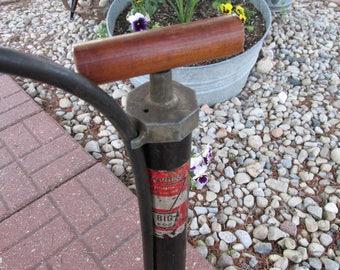 Vintage Big Boy air pump