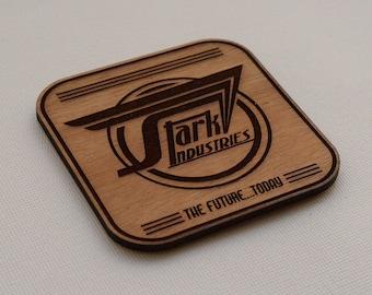 Stark Industries Coaster