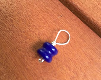 Katheryn Parr Knitting Stitch Marker (US size 10 needle or smaller)