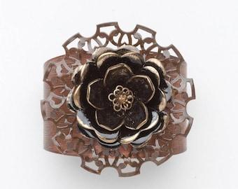 Flower Jewelery | Vintage Jewellery | Artisan Handmade Upcycled Jewellery |