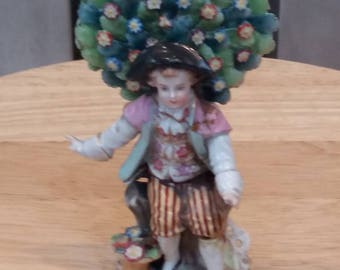 18th Century porcelain Figure possibly Chelsea