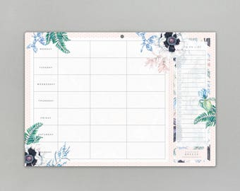 Royal Wedding Weekly Planner & To Do List