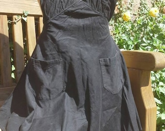 Vintage French Apron 1930's