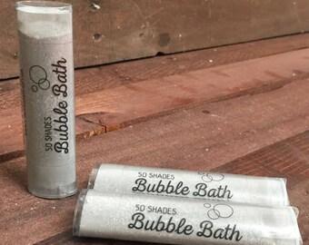 50 Shades Handmade Bubble Baths - 3 Tubes