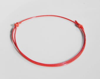 Red String Bracelet, Kabbalah Bracelet, Men Bracelet, Women Bracelet, Amulet, Good Luck, Thread Bracelet, Adjustable Bracelet, Blue Eye