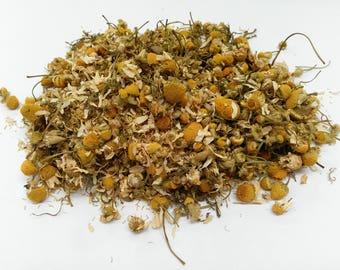 Chamomile Flowers, Premium Quality, UK Based, Free P&P within the UK