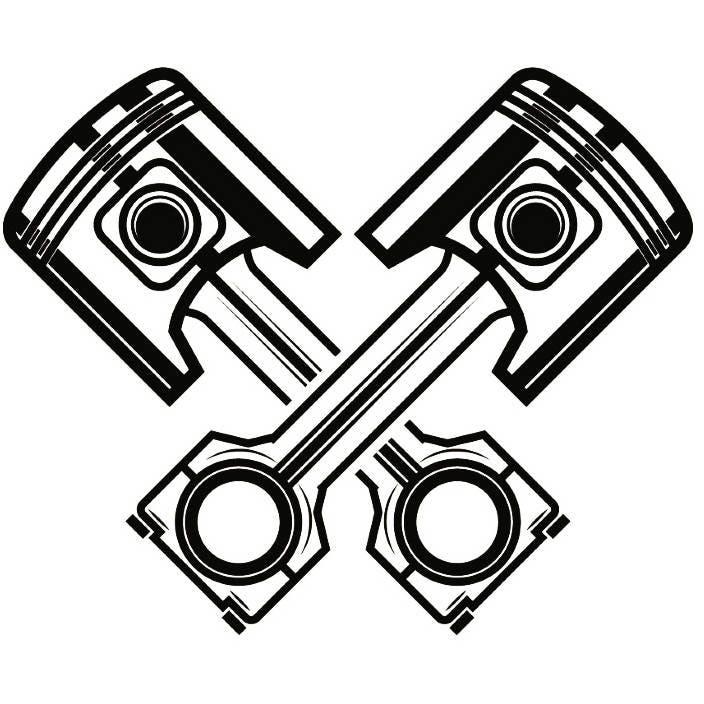 Le  presseur together with Steeroids together with Mechanische Logo 20 Kolben Gekreuzte moreover File Four Cylinder counter Balanced crankshaft  Autocar Handbook  13th ed  1935 besides Cráneo Mecánica Llave Inglesa Llamas 9066840. on car piston