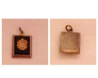 On Sale WWII Sweetheart Pendant