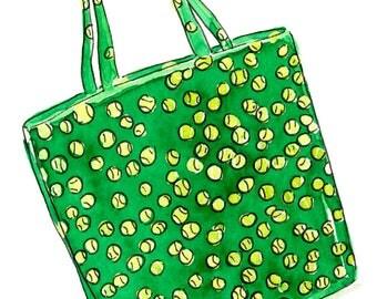 Tennis Bag Print
