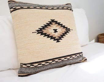 Solstice Aztec Navajo Diamond Pillow - 20X20