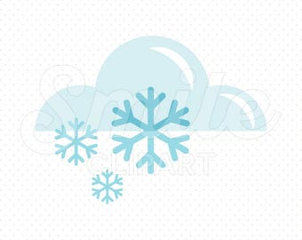 SNOW Clipart Illustration for Commercial Use | 0016