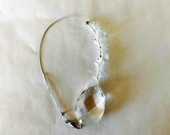 Suncatcher / Swarovski Crystal Suncatcher / Hanging Crystal / Window Suncatcher / Crystal Suncatcher / Swarovski Crystal / FREE SHIPPING