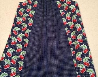 Cheery Cherries Toddler Sundress
