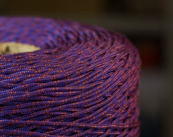 2 mm Purple Nylon Cord