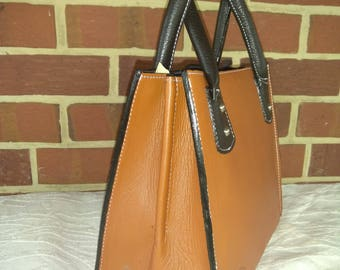 Leather Satchel, Leather Handbag, Evening Bag, Party bag