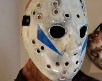 "FRIDAY THE 13TH Part 5 (""Roy"") Jason Voorhees Mask"
