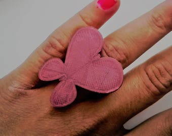BUTTERFLY/Joyful/3d printed ring