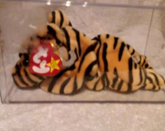 Ty Beanie Baby STRIPES 1995 Bengal Tiger MWMTs