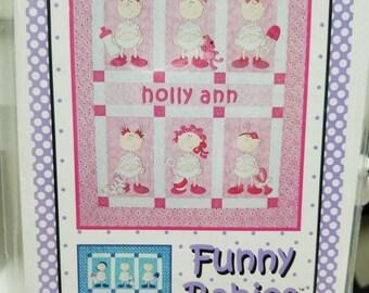 Funny Babies ~ Amy Bradley Designs